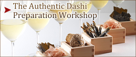 The Authentic Dashi Preparation Workshop